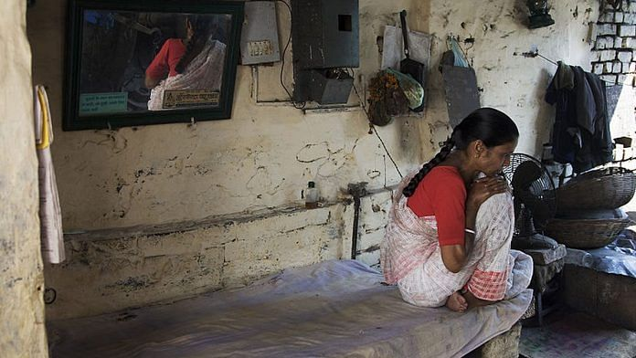 A woman in her home in Varanasi | Representational image | Photo: Commons