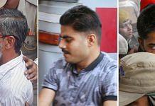 Kathua rape case main convicts