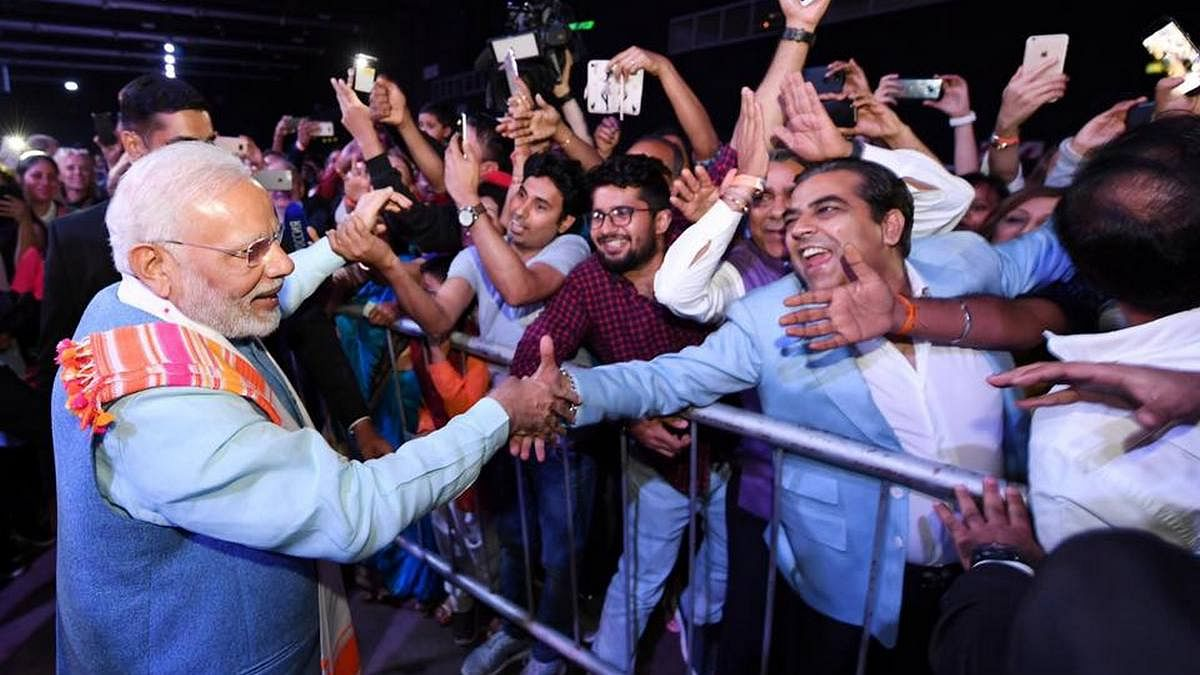 Dear Indian liberals, you cannot elect a new people