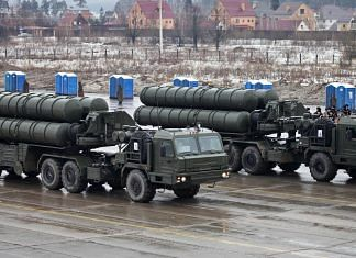 File photo of S-400 | Commons