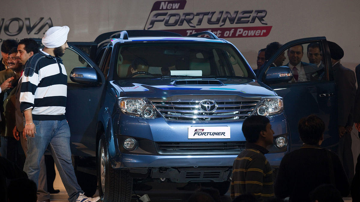 Military Personnel Can No Longer Buy Fortuners Safaris 4 Wheel Drives From Csd Canteens
