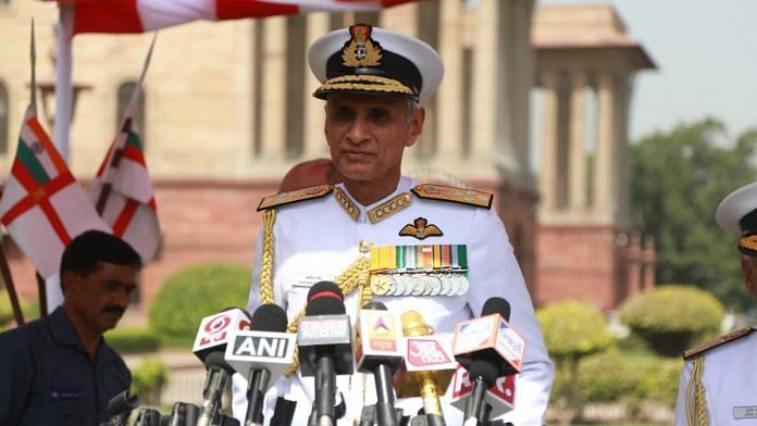 Vice Admiral Karambir Singh--image