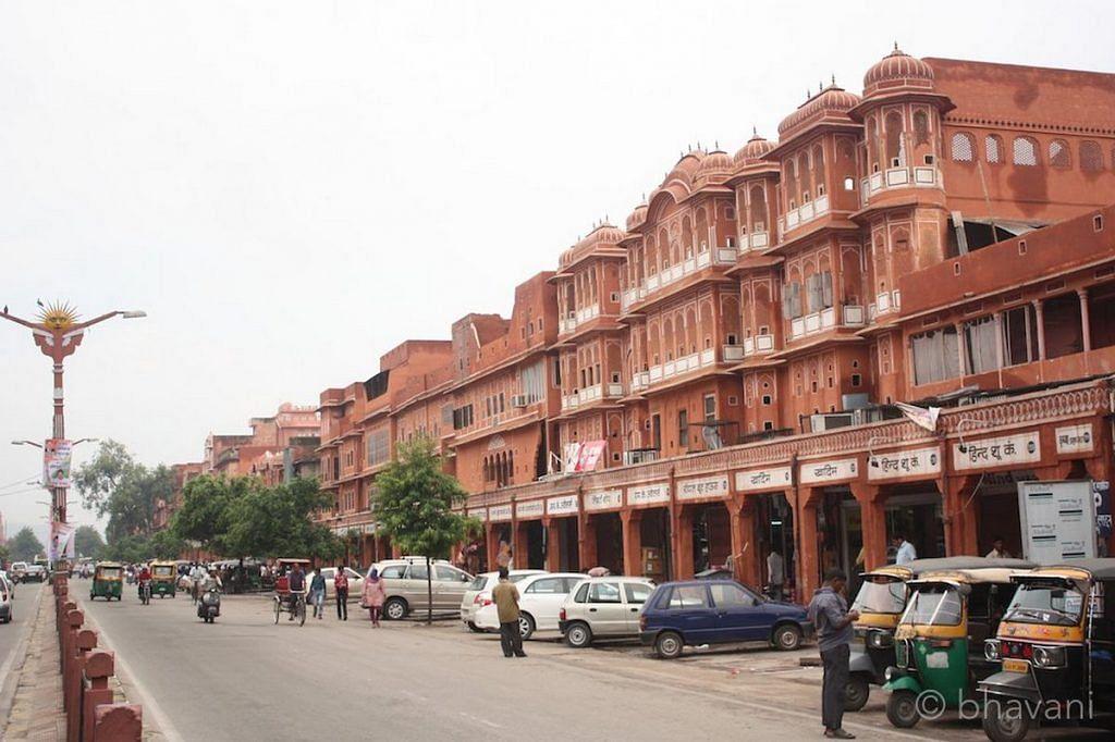The city of Jaipur (representational image) | Source: Jaipur Municipal Corporation