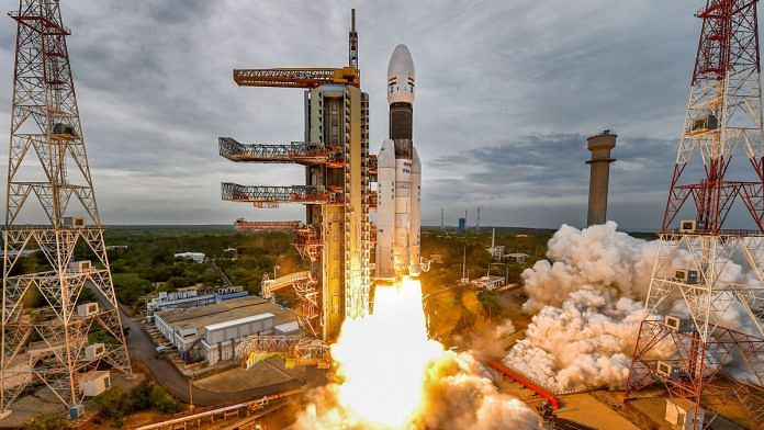 India's second Moon mission Chandrayaan-2 lifts off | PTI