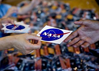 National Aeronautics and Space Administration (NASA) (Representational image) | Photographer: Daniel Acker/Bloomberg