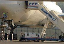 Boeing 777 planes
