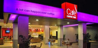 A Cafe Coffee Day outlet | Flickr