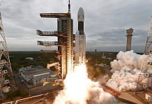The launch of Chandrayaan-2 | Twitter
