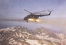 Indian Air Force Mi-17 helicopter, Kargil, 1999 | IndianAirForce/Facebook