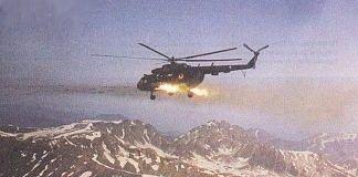 Indian Air Force Mi-17 helicopter, Kargil, 1999 | IndianAirForce/Facebook