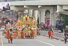File photo of Kanwars during the Kanwar Yatra  Suraj Singh Bisht   ThePrint