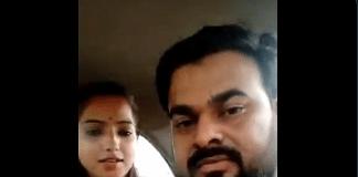 A screengrab of the video by Sakshi Mishra and Ajitesh Kumar | @Benarasiyaa | Twitter