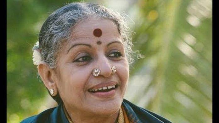 MS Subbulakshmi | YouTube screengrab