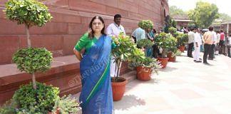 Sultanpur MP Maneka Gandhi