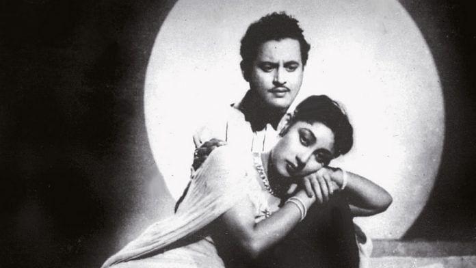 A still from Pyaasa | Guru Dutt/ Ultra Media & Entertainment