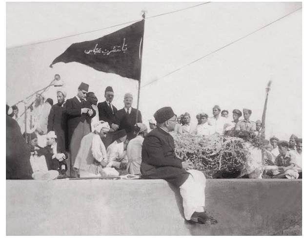 Jinnah's funeral procession | By special arrangement | ThePrint