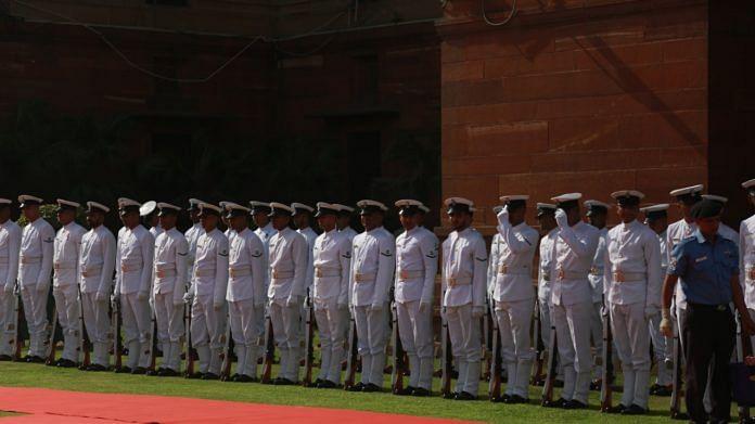 Indian Navy | Photo by Manisha Mondal