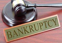 Bankruptcy (representational image) | thebluediamondgallery