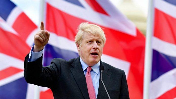 Boris Johnson | Twitter | @BorisJohnson
