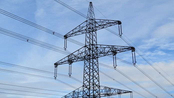 A power transmission line (Representational image) | PTI