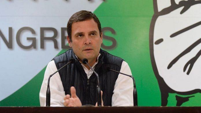 Rahul Gandhi | @INCIndia | Twitter
