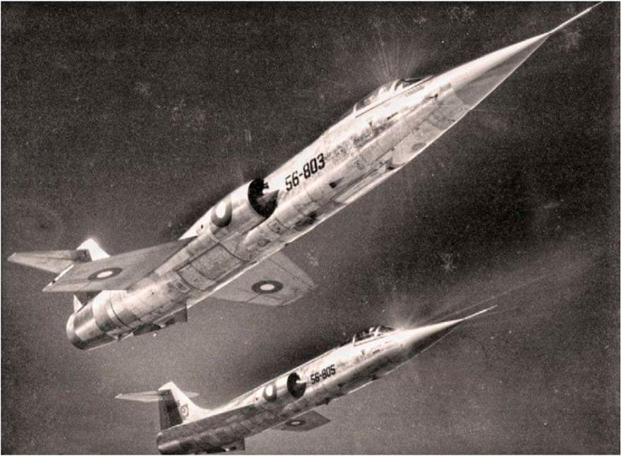 Starfighter aircraft