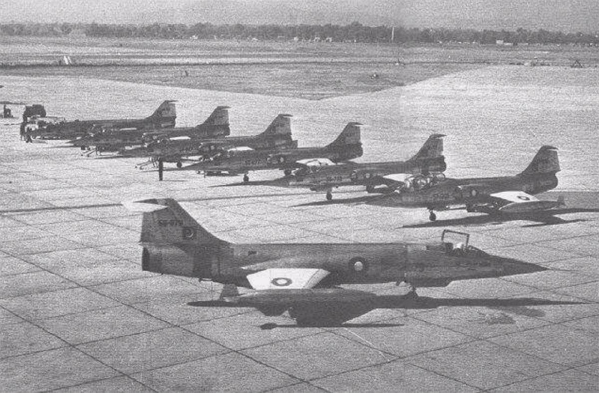 Starfighters at Peshawar