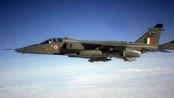 IAF's Jaguar aircraft   Commons