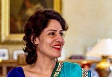 Jet Airways staffer Nidhi Chaphekar | Belgian Royal Palace | Twitter