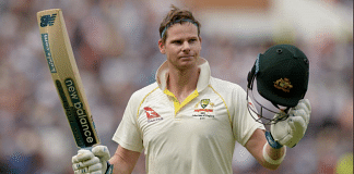 File photo of Former Australian captain Steve Smith | Twitter