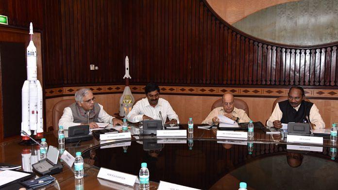 Gaganyaan National Advisory Council meet on 8 June. | isro.gov.in