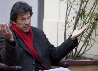 File photo of Imran Khan | Photographer: Asad Zaidi | Bloomberg