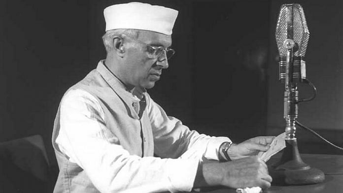 Jawaharlal Nehru, July 1957 | Flickr