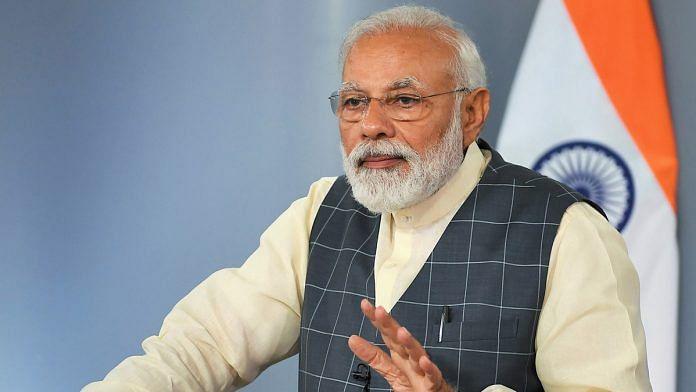 Prime Minister Narendra Modi | File photo: PIB