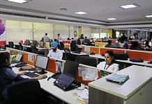 Representational Image | People working at an office | Anindito Mukherjee | Bloomberg