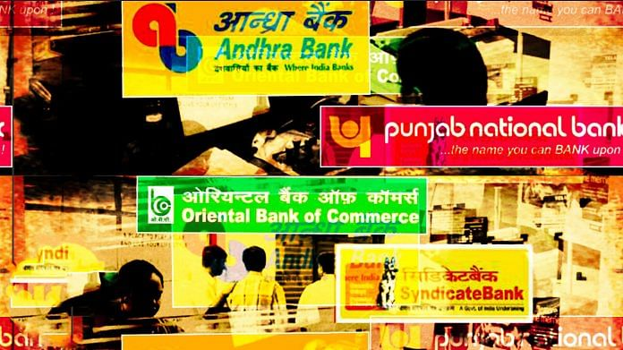 Representational image for public sector banks | ThePrint