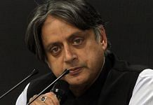Congress MP Shashi Tharoor | File photo | ANI