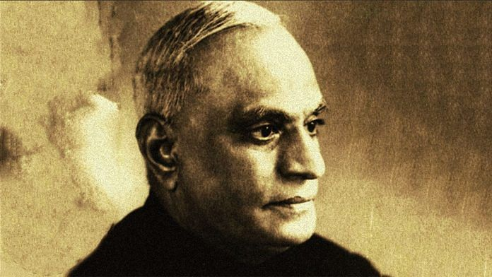 V.V. Giri was the President of India from 1969 to 1974 | Image reproduced by Arindam Mukherjee | ThePrint