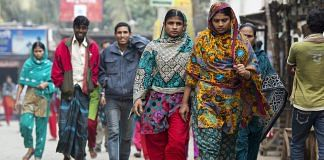 Women in Bangladesh | Representational image | Jeff Holt, Bloomberg