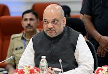 Union Home Minister Amit Shah | ANI