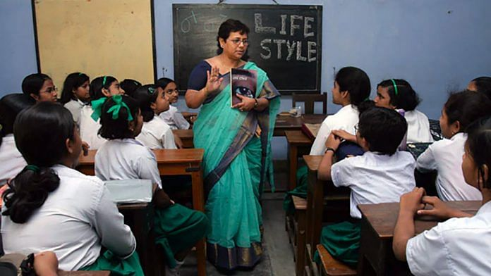 The draft NEP states that sex education will be included in the curriculum of secondary schools. (Representative Image) | Tete-de-moine.com