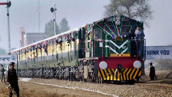 Samjhauta Express stranded at Wagah | PTI