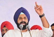 A file photo of Bikram Singh Majithia