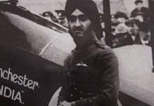Hardik Malik, the first Indian pilot in the Royal Flying Corps   Indian Air Force  Facebook