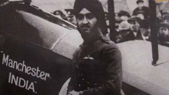 Hardik Malik, the first Indian pilot in the Royal Flying Corps | Indian Air Force| Facebook