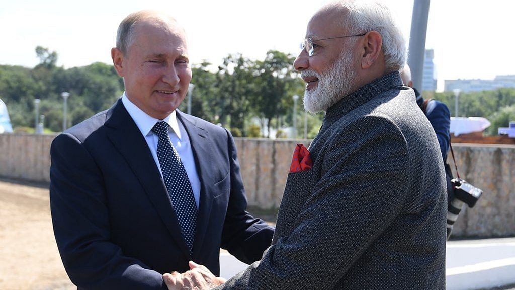 Modi And Putin Tell The World India And Russia Still Need Each Other
