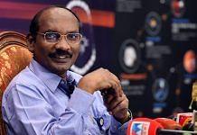 ISRO chief K Sivan