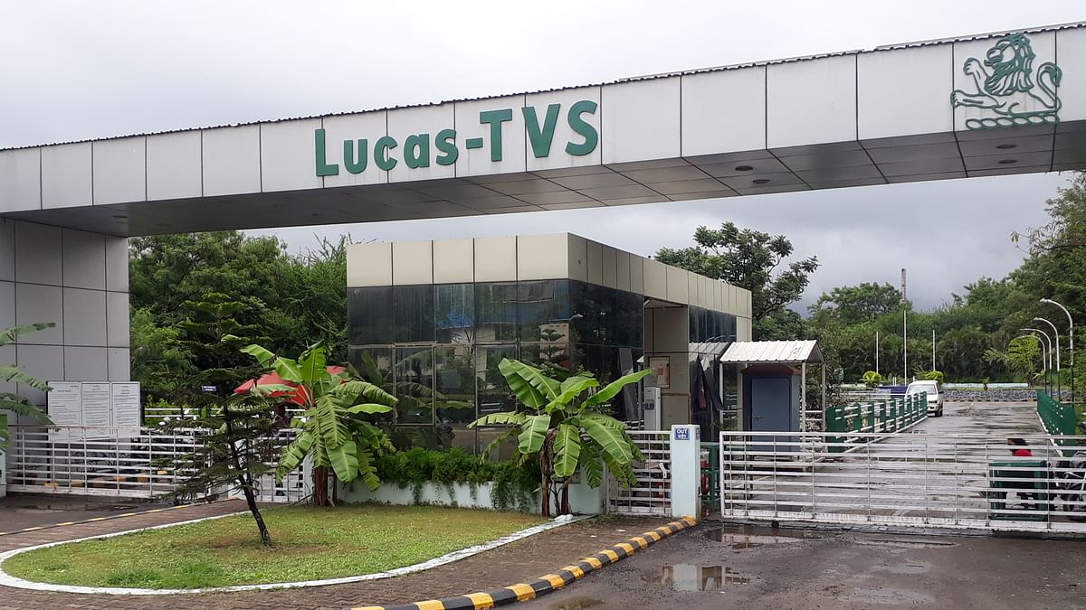 Lucas-TVS plant in the Chakan industrial area near Pune | ThePrint