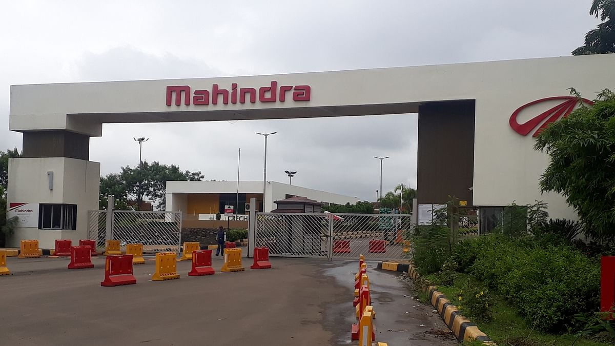 Mahindra plant in the Chakan industrial area near Pune | ThePrint