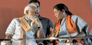 PM Narendra Modi with Finance Minister Nirmala Sitharaman | File photo: ANI